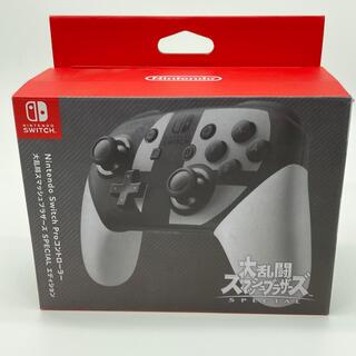 任天堂 - Switch Proコントローラー プロコン 大乱闘スマッシュブラザーズ