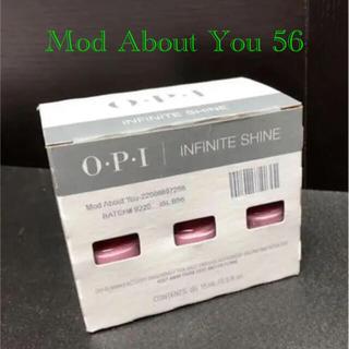 オーピーアイ(OPI)の新品 OPIオーピーアイ 「Mod About You 56」 6本セット(マニキュア)