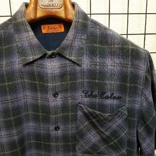 キャリー(CALEE)の日本製 CALEE ラメ入り Wガーゼ Box Silhouette Shirt(シャツ)