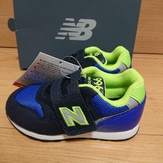 ニューバランス(New Balance)の新品 ニューバランス 996 15.5cm ブルー ライム(スニーカー)