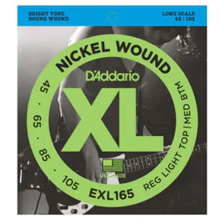 DADDARIO ( ダダリオ )  EXL165(弦)