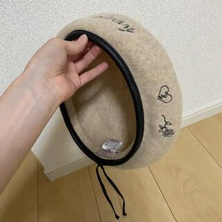 アザストーキョー ベレー帽(ハンチング/ベレー帽)