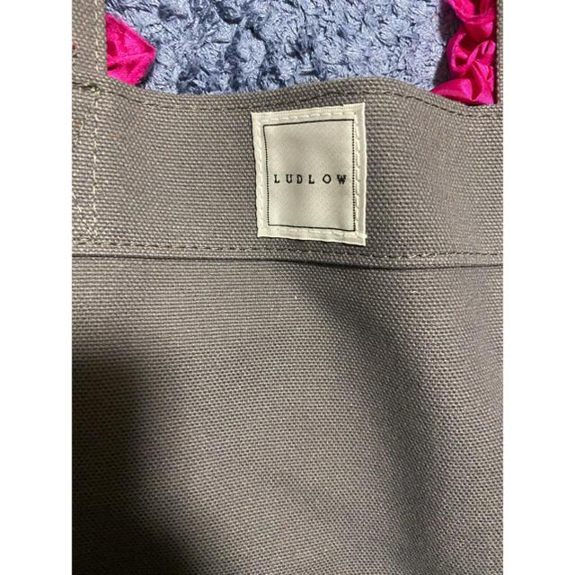 LUDLOW(ラドロー)のLUDLOW ラドロー★新品未使用トートバッグ レディースのバッグ(トートバッグ)の商品写真