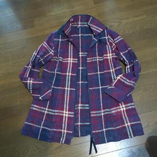 アルパッシュの麻単のジャケット(テーラードジャケット)