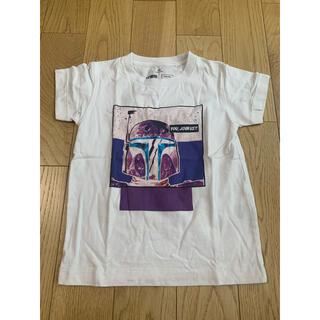 ユニクロ(UNIQLO)のUT× STAR WARS 西山徹 デザイン KIDS TEE 110(Tシャツ/カットソー)