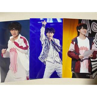 ジャニーズジュニア(ジャニーズJr.)の藤井直樹  ステージフォト DREAM BOYS(男性アイドル)