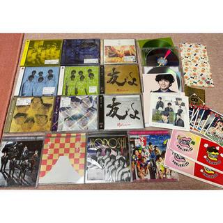 カンジャニエイト(関ジャニ∞)の関ジャニ∞  CD  DVD  おまけ付き(ミュージック)