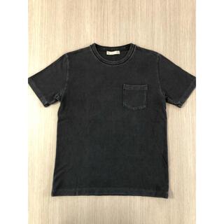 nano・universe - ナノ・ユニバース 半袖Tシャツ ポケットTシャツ トップス インナー