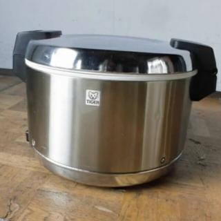 タイガー(TIGER)の【中古】厨房 タイガー JHA-400A 保温専用(炊飯器)