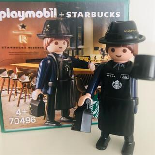 スターバックスコーヒー(Starbucks Coffee)のプレイモービル ★スターバックスKOREA★  JUNくん(その他)