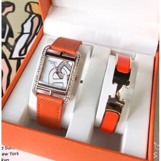 アン(an)の🌸HERMES 🌸 腕時計 🌸 ブレスレット 🌸 2点セット★an(腕時計)