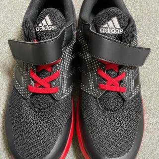 アディダス(adidas)のadidasキッズスニーカー24センチ未使用(シューズ)
