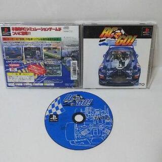 プレイステーション(PlayStation)の≪PSソフト≫RCでGO! タイトー(家庭用ゲームソフト)