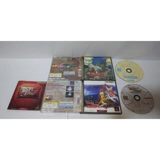 プレイステーション(PlayStation)の≪名作シリーズPS≫ブレス オブ ファイア3&4セット(家庭用ゲームソフト)