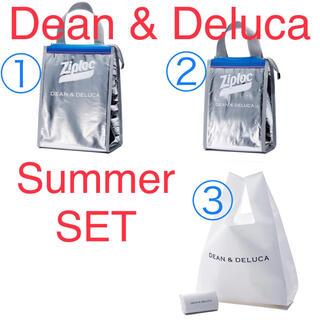 ディーンアンドデルーカ(DEAN & DELUCA)のZiploc Dean & Deluca Beams クーラーバッグ エコバッグ(エコバッグ)
