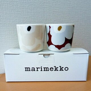 marimekko - marimekko マリメッコ ラテマグ マグカップ ウニッコ