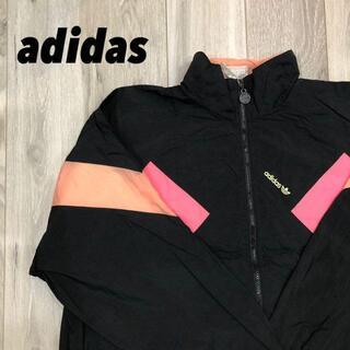 アディダス(adidas)のadidas【激レア商品】90's ナイロンパーカー(ミリタリージャケット)