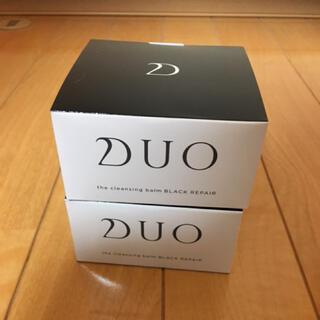 DUO クレンジングバームブラック90g×2個(クレンジング/メイク落とし)