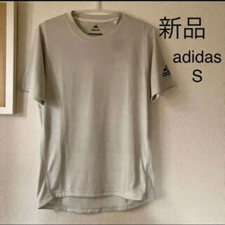 adidas - 新品未使用 タグ付き adidas スポーツウェア 半袖Tシャツ Sサイズ