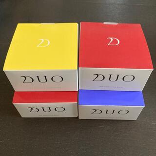DUO(デュオ) ザ クレンジングバーム 90g4個(クレンジング/メイク落とし)