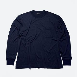 ワンエルディーケーセレクト(1LDK SELECT)の新品 CHICSTOCKS メリノウール クルーネックTシャツ/長袖(Tシャツ/カットソー(七分/長袖))