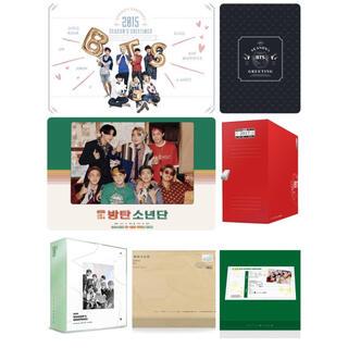 ボウダンショウネンダン(防弾少年団(BTS))のBTS SEASON'S GREETINGS シーグリ2015〜2021 DVD(アイドル)