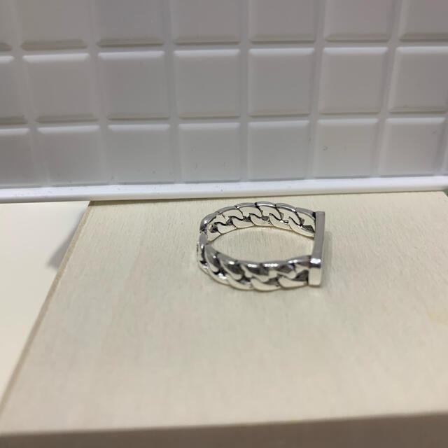 Saint Laurent(サンローラン)の【即日配送】サンローラン s925 リング 【指輪】 メンズのアクセサリー(リング(指輪))の商品写真