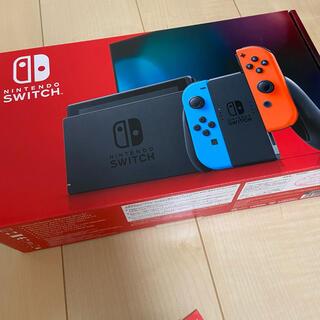 ニンテンドースイッチ(Nintendo Switch)の任天堂スイッチ 新品未使用(家庭用ゲーム機本体)