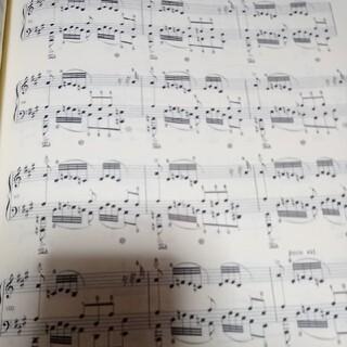 ショパンピアノポロネーズ楽譜(クラシック)