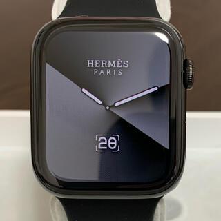 Apple Watch - 【AppleCare+付】アップルウォッチ5 エルメス 44mm(期間限定出品)