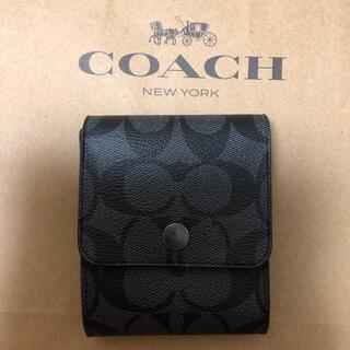コーチ(COACH)のCOACH GROOMING KIT(爪きり、爪やすり、ピンセット、小バサミ)(爪切り)