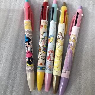 Disney - ディズニー 赤、青、シャープペン  5本税込み2750円の品