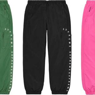 Supreme - 新品 supreme curve logo ripstop pants 半タグ付