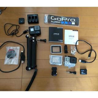 ゴープロ(GoPro)のGOPRO HERO4 SILVER &HERO6 ゴープロ 美品(コンパクトデジタルカメラ)