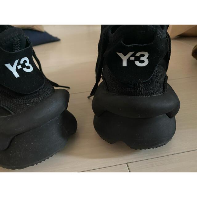 Y-3(ワイスリー)のY-3 Kaiwa 26.0 yohji yamamoto ワイスリースニーカー メンズの靴/シューズ(スニーカー)の商品写真