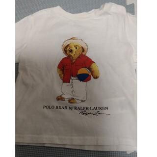 POLO RALPH LAUREN - POLO ラルフローレン くま Tシャツ 80サイズ