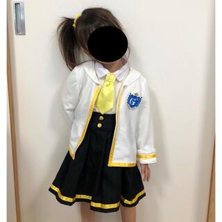 わふこ様専用★ガル学衣装型紙セット(キャラクターグッズ)
