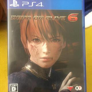 コーエーテクモゲームス(Koei Tecmo Games)のデッド オア アライブ 6 PS4(家庭用ゲームソフト)