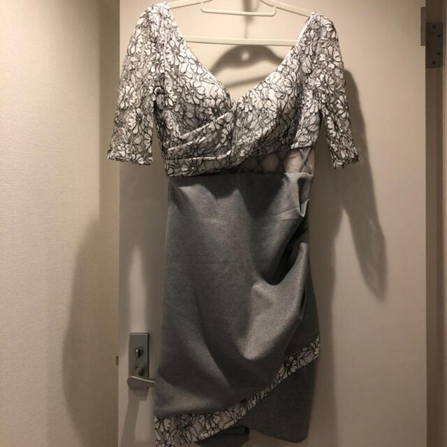 JEWELS(ジュエルズ)のJewels キャバドレス 美品 レディースのフォーマル/ドレス(ナイトドレス)の商品写真