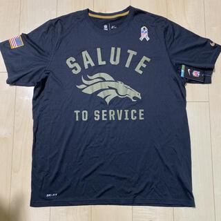 NIKE - NFL Denver Broncos Tシャツ(未使用品)