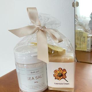 セイカツノキ(生活の木)の生活の木 バスソルトand石鹸(入浴剤/バスソルト)