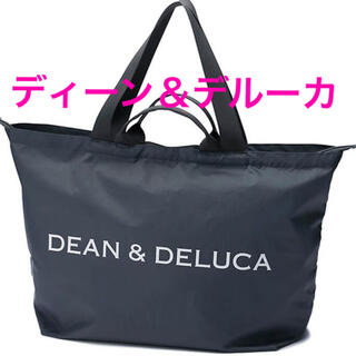 DEAN & DELUCA - ディーンアンドデルーカ DEAN & DELUCA★パッカブルトートバッグ