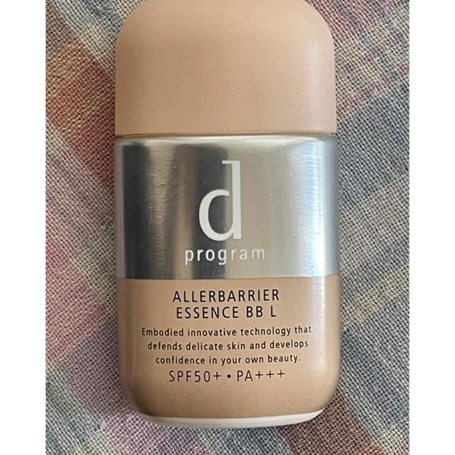 d program(ディープログラム)のd program エッセンスBB   色ライト コスメ/美容のベースメイク/化粧品(BBクリーム)の商品写真