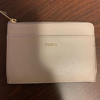Furla - フルラ カードケース 名刺入れ バビロン Mサイズ コインケース ミニ財布