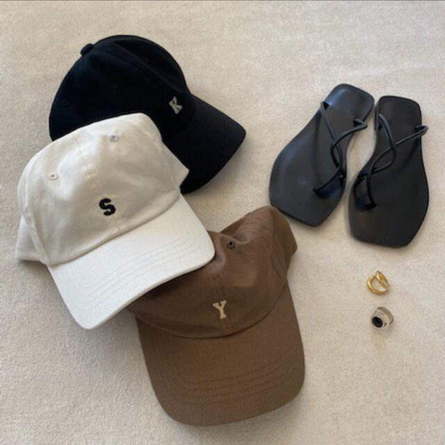 aries(アリエス)のaries mirage アルファベットキャップ レディースの帽子(キャップ)の商品写真