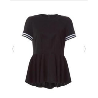 BEAUTY&YOUTH UNITED ARROWS - 未使用 ボーダーズアットバルコニー コルセットTシャツ ブラック