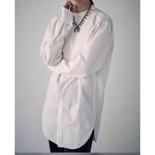 SEA - 美品 SEA  タキシードシャツ