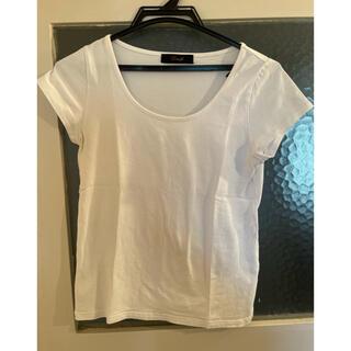 ホワイトTシャツ(Tシャツ(半袖/袖なし))