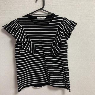Tシャツ ボーダー(Tシャツ(半袖/袖なし))