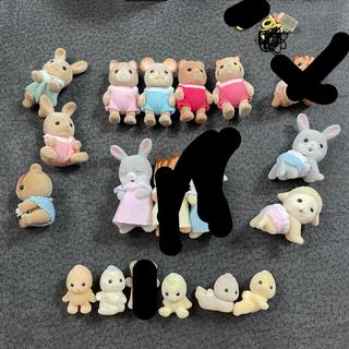 エポック(EPOCH)のシルバニアファミリー 赤ちゃん妖精 セット(ぬいぐるみ/人形)